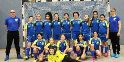 2018-01-01 - D-Juniorinnen Mannschaft