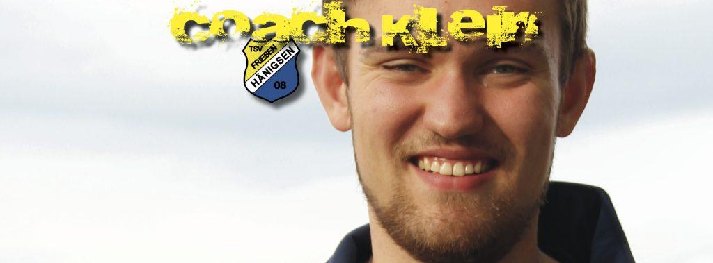 TSV FH - Internetbild Coach Klein
