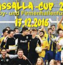 """Voll """"Kassalla!"""" und 12 Mannschaften sind dabei! – """"Kassalla-Cup II"""" am 17.12.2016 in Hänigsen"""