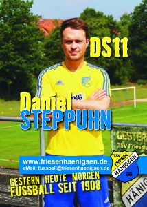 Spielerkarte A6 - Daniel STEPPUHN