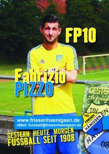 Spielerkarte A6 - Fabrizio PIZZO