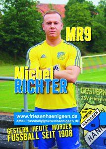Spielerkarte A6 - Michel RICHTER