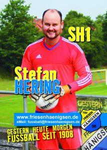 Spielerkarte A6 - Stephan HERING