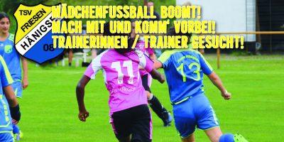 TSV FH - Internetbild Mädchenfussball
