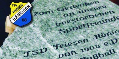 TSV FH - Internetbild Gedenkstein