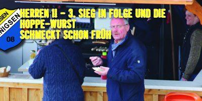 TSV FH - Internetbild Herren - Dritter Sieg in Folge