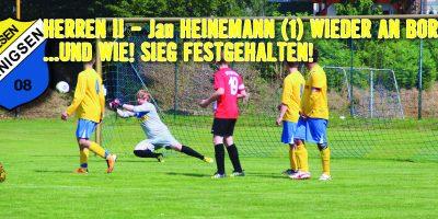 TSV FH - Internetbild Herren - Jan Heinemann an Bord