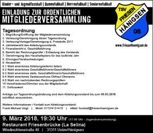 JHV 2018-03-09 - Anzeigengestaltung