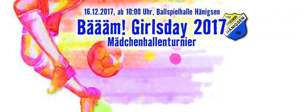 TSV FH - Internetbild Bäääm Girlsday 2017