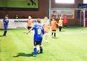 F-Junioren - 2 Soccerarena Lehtre 2018-03