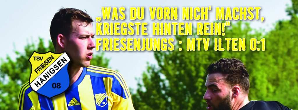 TSV FH - Internetbild Herren 1 - Hänigsen - Ilten