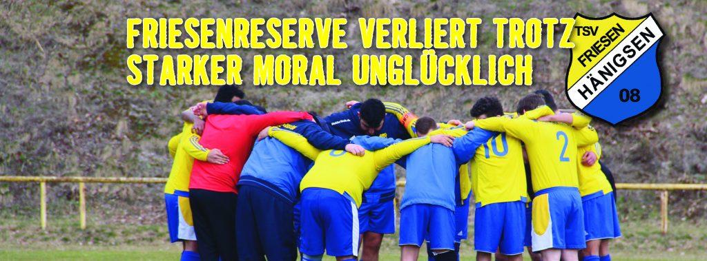TSV FH - Internetbild Herren 2 - FC Burgdorf