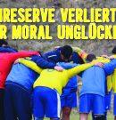 2. Herren | Friesenreserve stärker als der Favorit vom FC Burgdorf II – Aber: Trotz guter kämpferischer Leistung unglücklich mit 1:3 verloren!