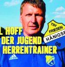Ein weiterer Ehemaliger kommt zu seinem Jugendfußball-Verein zurück | Axel Hoff ist Trainer der Friesenjungs