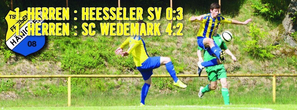 TSV FH - Internetbild Herren 1 - Heessel Wedemark