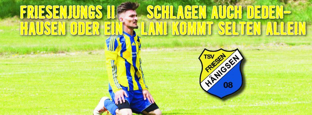 TSV FH - Internetbild Herren 2 - Dedenhausen