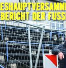 Jahreshauptversammlung – Fußball | Voigt lobt Ehrenamtliche und hebt Zusammenarbeit mit Gemeinde hervor!