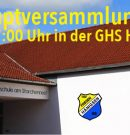 Jahreshauptversammlung – Fußball | 29.08.2020, 17:00 Uhr i.d. GHS Hänigsen (Aula)