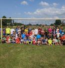 TSV Friesen Hänigsen Jugendfußball starteten mit 45 Kindern und sehr viel Spaß in die Sommerferien